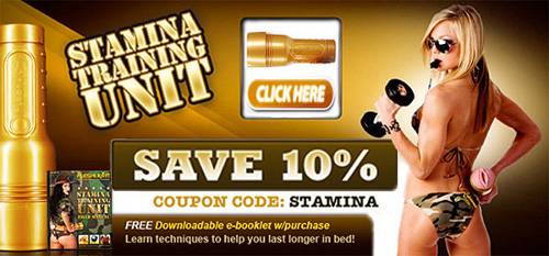 Stamina Training unit coupon code